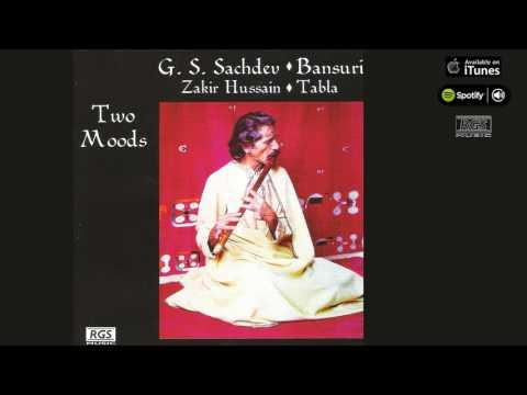 Two Moods - G.S.Sachdev / Bansuri. Full album