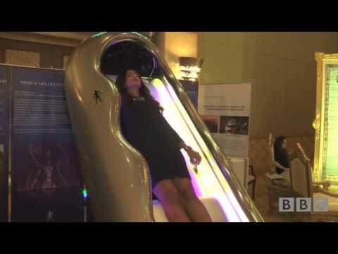 Human Regenerator - Star of World Luxury Expo Abu Dhabi
