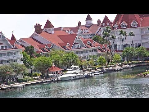Vacaciones en Disney Grand Floridian Resort