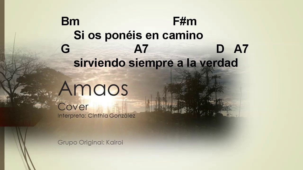 Download Amaos, Cover.