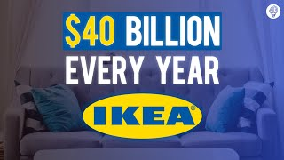 IKEA Business Case Study: How to Earn 40 Billion$ Every Year by Selling Furniture? (IKEA Effect)