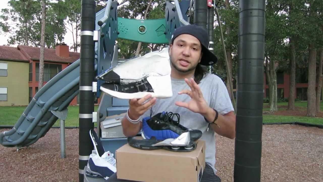 7d2dc7cdf3978d Sneaker Tech Review  10- (Nike Shox BB4 Reverse Engineered) - YouTube