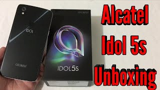 Alcatel Idol 5s Unboxing & First Impressions