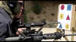 The Modern Samurai, Manrico Erriu in Action at the Counter Terrorism Instructor Course