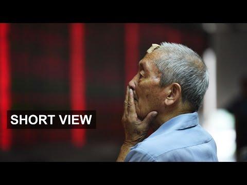 Economic warning lights flash | Short View
