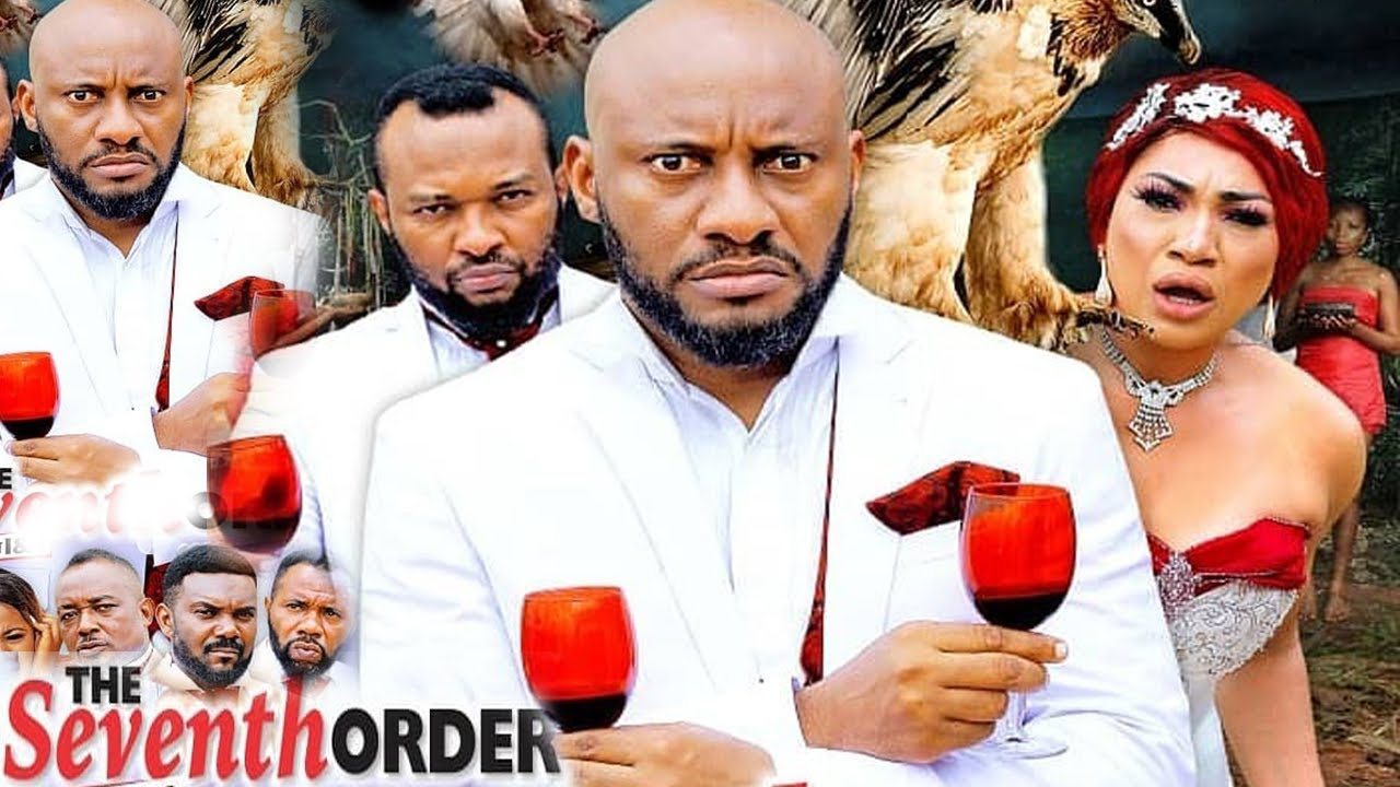 THE SEVENTH ORDER SEASON 9 {NEW MOVIE} - Yul Edochie|2020 Latest Nigerian Nollywood Movie