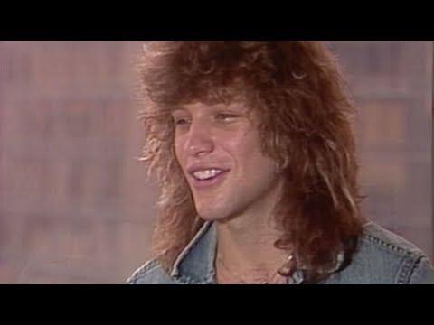Bon Jovi Interview 1984 Australia
