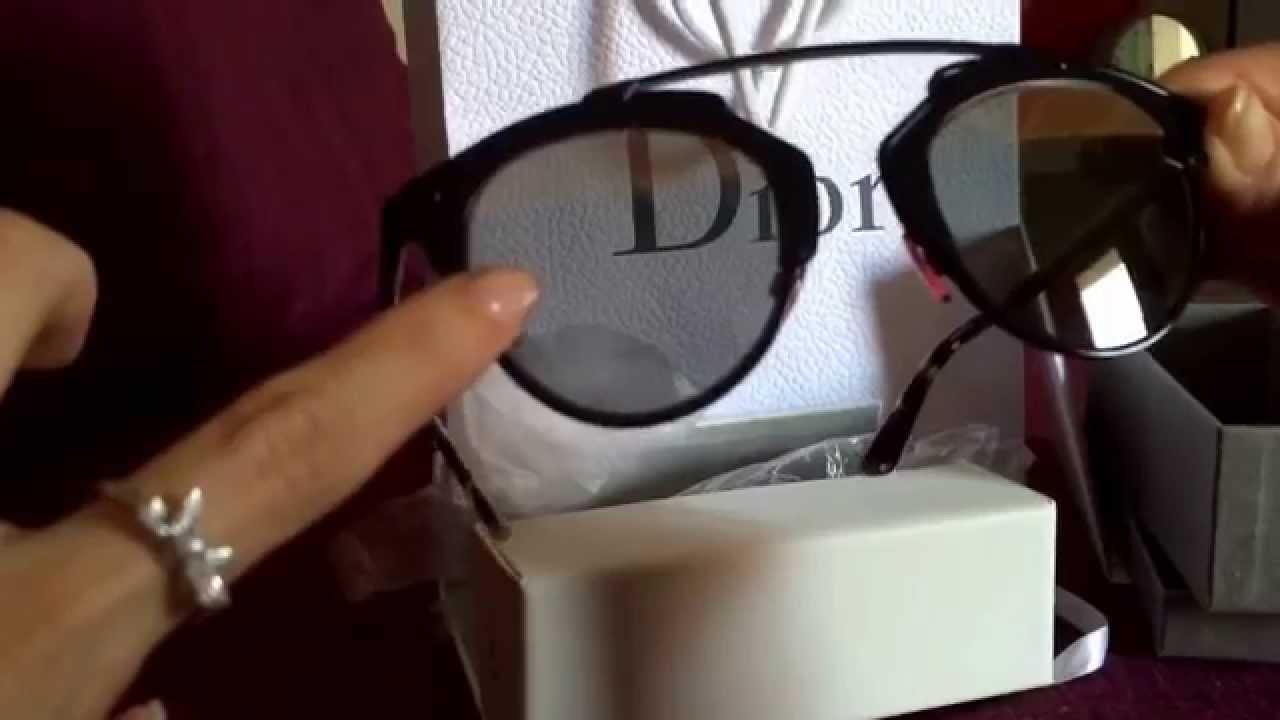 55571c197d7cc Dior So Real Sunglasses