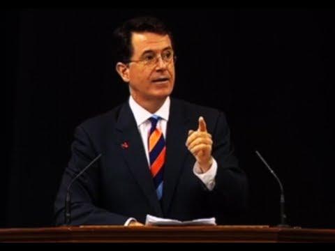 Discorso Stephen Colbert SUB ITA