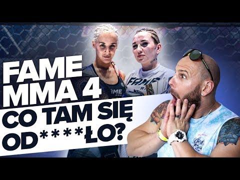 BYLIŚMY NA FAME MMA 4 Linkiewicz vs Lil Masti | WTF!?