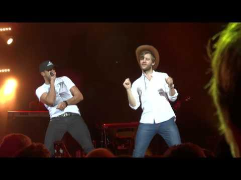 Luke Bryan: Country Girl (Shake It For Me) - Stockholm Sweden (Feb 28th 2015)
