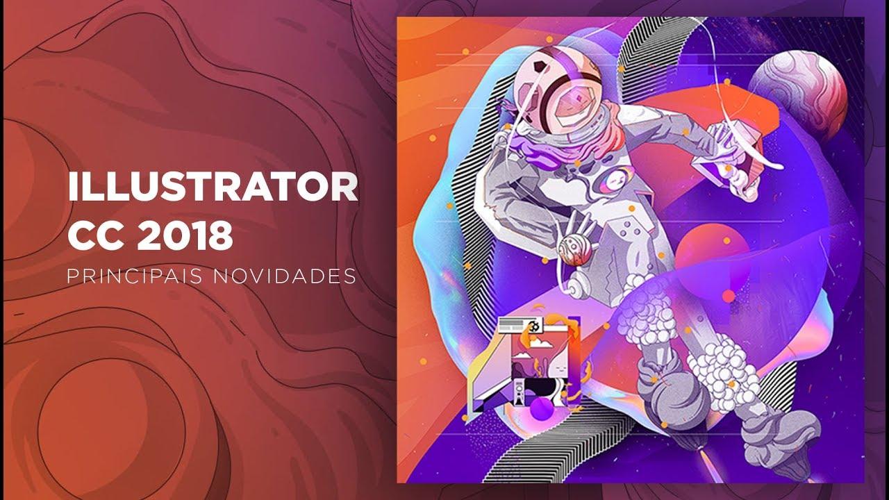 Resultado de imagem para Adobe Illustrator CC 2018