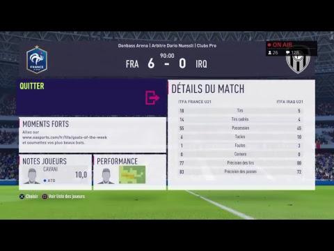 ITFA FRANCE VS ITFA IRAQ