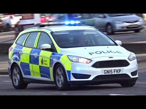 kent police cars responding compilation youtube. Black Bedroom Furniture Sets. Home Design Ideas