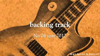 backing track in Bb (Bm with E-flat tuning) melodic Metal/Rock ballad