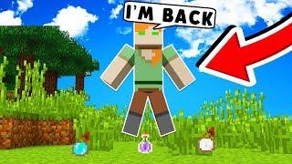 Minecraft Steve Saga - BRINGING ALEX BACK TO LIFE