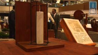 Leonardo da Vinci -  Exposição Máquinas de Leonardo da Vinci
