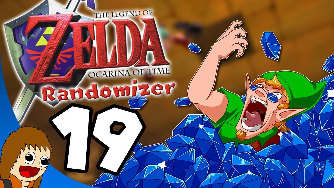 Zelda: Ocarina of Time Randomizer: We've Got Spirit, Yes We Do! - Part 19  by Tom Fawkes