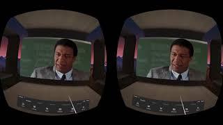 Oculus TV recorded in 3D