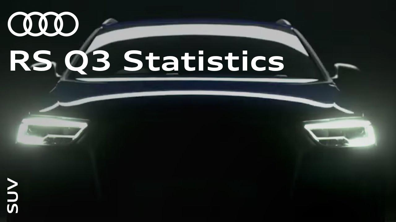 the audi rs q3 2016 vital statistics youtube. Black Bedroom Furniture Sets. Home Design Ideas