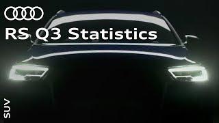 The Audi RS Q3 2016: Vital Statistics