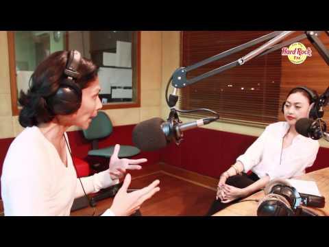 Paquita Widjaya on Soundtraxx Hard Rock FM