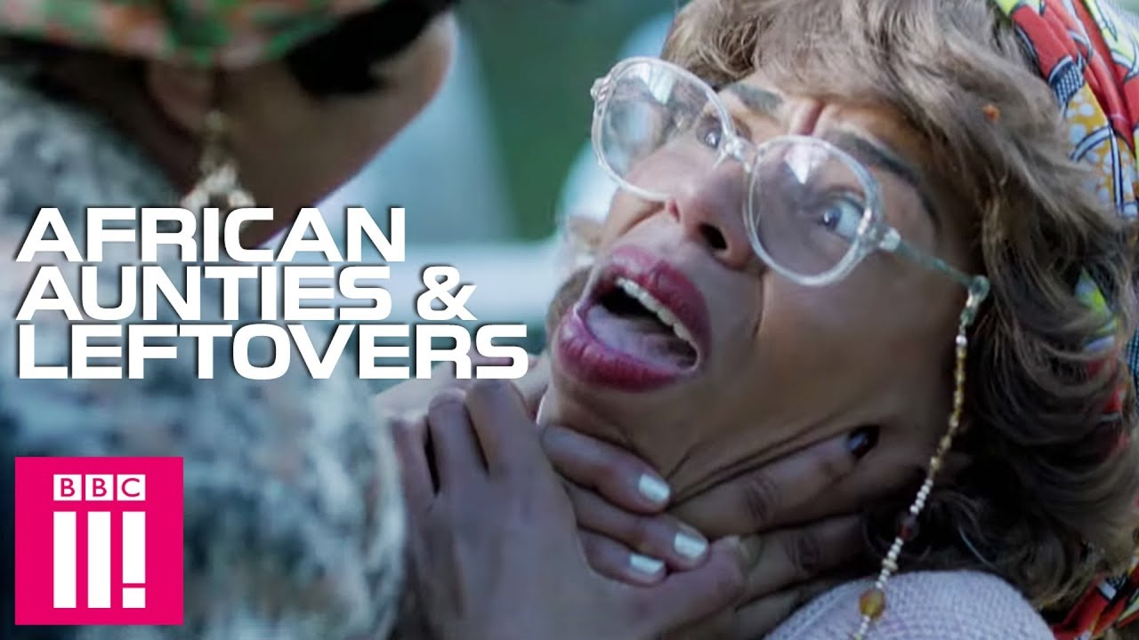 Download African Aunties Go To War Over Leftovers | Famalam