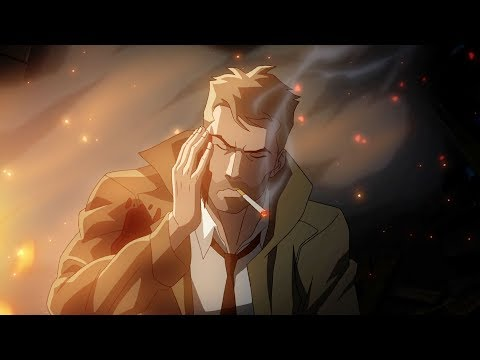 Constantine  New York Comic Con 2017 First Look