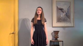HL Art Song 2014 Brooke Hall Thumbnail