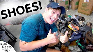 I Spent $2,090 on 100 Pairs of Shoes & 57 Jackets!