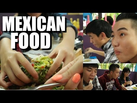 Vietnamese Kids Eating Mexican Food for the FIRST TIME