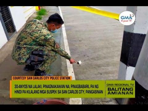 Download Balitang Amianan: Lalaki, Pinagnakawan na, Pinagbabaril pa