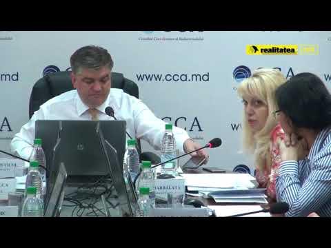 RTR Moldova, amendată de CCA