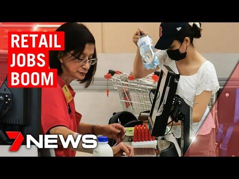 Coronavirus: Supermarket Jobs Boom Amid Unemployment Crisis | 7NEWS