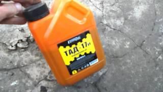 РЕМОНТ ВАЗ 2106 - заливка масла в рулевой редуктор
