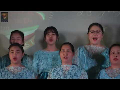 "Christchurch NZ Chorale Group  ""Anthem For The Almighty """