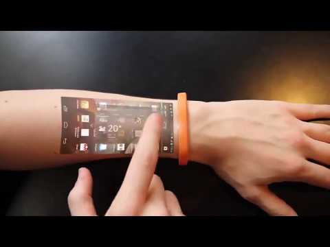 Браслет будущего Armband обзор