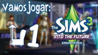 The Sims 3 Into The Future (No Futuro) Gameplay - Roupas e Explicação Rápida Ep.1