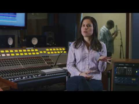 Master's in Audio Technology at American University