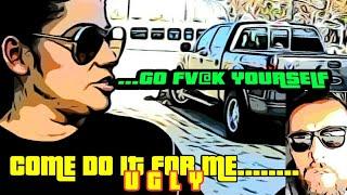 GO F%@K YOURSELF/ LANCASTER SHERIFF