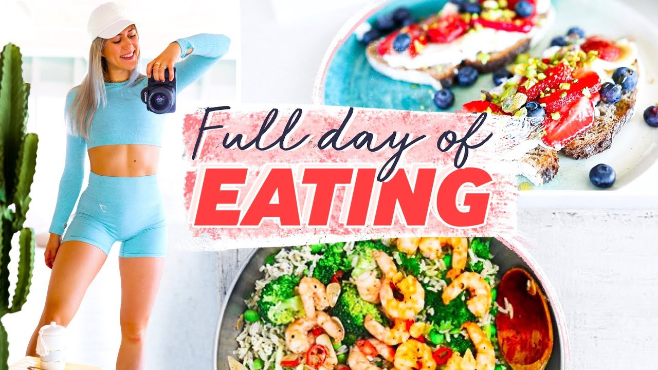 What I Eat in a Day: Intuitive Eating + Quick, Easy Meals