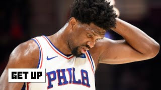 Jalen Rose is 'extremely concerned' about the 76ers | Get Up