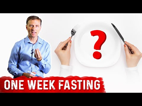 Fasting for 7 Days: Here's What Will Happen