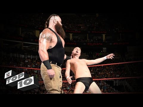 Big Men Destroying Underdogs: WWE Top 10