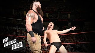 Gambar cover Big Men Destroying Underdogs: WWE Top 10