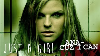 Watch Ana Johnsson Just A Girl video