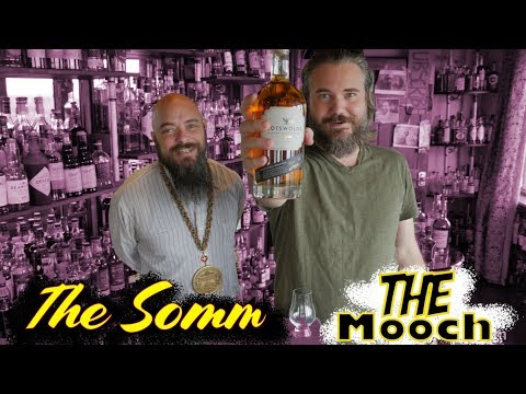 Whiskey Review: Cotswolds Single Malt Whisky -  Ep 334