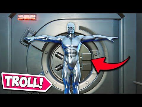 *NEW* PERFECT VAULT DOOR TROLL!! - Fortnite Funny Fails and WTF Moments! #1042
