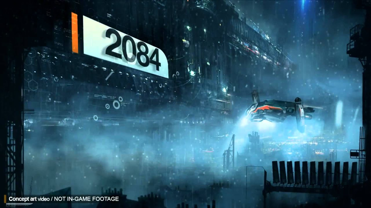 Remember Me Concept Art Video - YouTube