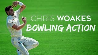 Chris Woakes Bowling Action (HD) | Sport Blaster